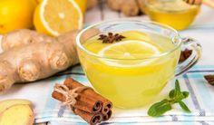 Cómo preparar el té de jengibre para limpiar el hígado y bajar de peso rápida y eficazmente | Salud