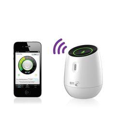 BT Smart Audio Baby Monitor | Kiddicare £20 * BOUGHT