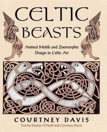 Celtic Beasts: Animals Motifs and Zoomorphic Design in Celtic Art Celtic Tattoos, Viking Tattoos, Mythical Creatures List, Courtney Davis, Celtic Images, Mythology Books, Celtic Knot Designs, Celtic Patterns, Celtic Art