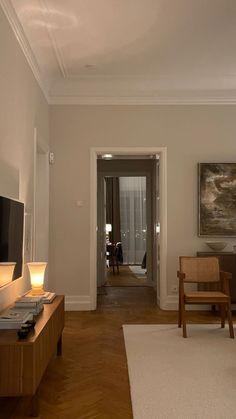 Home Room Design, Home Interior Design, Living Room Designs, Interior Architecture, Living Spaces, House Design, Living Room Decor Inspiration, Piece A Vivre, Dream Apartment