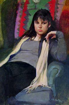 Burton Silverman, Jenny