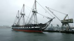 USS Constitution to set sail to commemorate anniversaries | Waterway Guide News Update