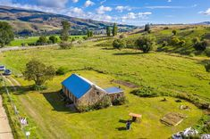 Originally built in 1865 by John & Agnes Crossan who came out of Scotland, the property was left disused until 2015 when the cottage was purchased with plans to. Property Listing, Property For Sale, Central Otago, New Zealand Houses, Scotland, Cottage, Boat, Cottages, Boats
