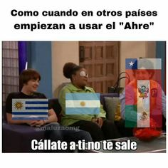 #wattpad #fanfic [LatinoAmerica]♡ : 1- Argentina. 2- México. 3- Perú. 4- Chile. 5- Paraguay. 6- España. 9- Uruguay. 10- Bolivia. 11- Venezuela. 12- Ecuador. 13- Brasil(?. 14- Colombia. [Asiaticos¿]♡ : 1- China. 2- Japón (Girl/Boy). 3- Corea Del Sur. 4- Corea Del Norte. -nosecualesmas.- [demas¿]♡ : 1- USA (Estados U... Funny Spanish Memes, Spanish Humor, What Meme, Bad Memes, Avengers Memes, Country Art, Cool Countries, Derp, I Got You