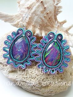 Hey, I found this really awesome Etsy listing at https://www.etsy.com/listing/118796739/soutache-earrings