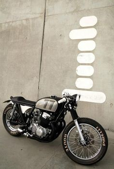 Honda - found on Cafe Racer Culture