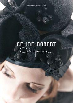 Fall-Winter 13/14 - Céline Robert Chapeaux