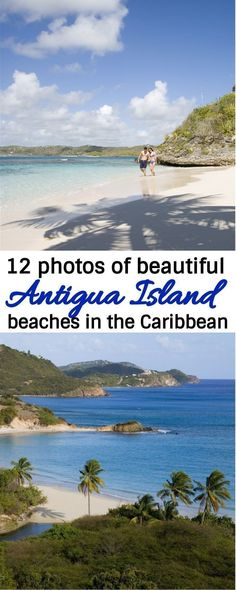These 12 Photos of Antigua Beaches In The Caribbean Will Have You Dreaming Of An Island Vacation #antiguavacationcaribbean #antiguavacationthebeach
