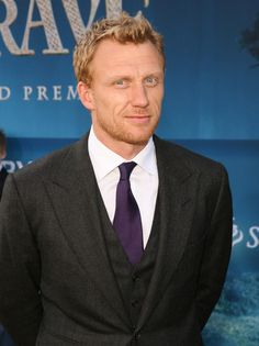 Kevin McKidd as A Scottish Doctor. I am unsure of how many awards McKidd has won. McKidd is of a Scottish background. I chose him for this role, particularly because of two factors. One, he is Scottish, just like the role he is playing; And two, he plays the role of  a doctor in the t.v series Grey's Anatomy.