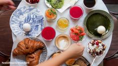 Pom och Flora Sotkcholm Best Breakfast and Brunch | Scandinavia Standard