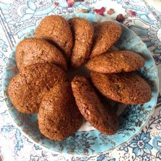 GF Molasses Ginger Cookies without a million ingredients - switch out almond flour to coconut flour??