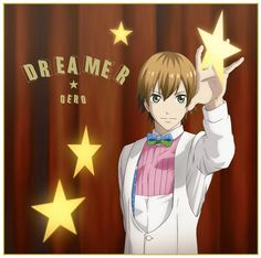 Yuta from STARMYU is October 5, 2015 Man Crush Monday! Dreams are possible with lots of hard work!