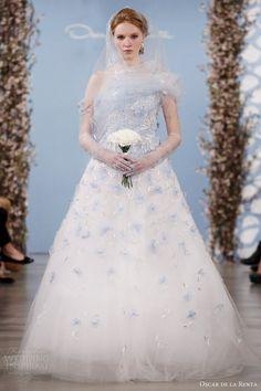 Oscar de la Renta Bridal 2014 Wedding Dresses