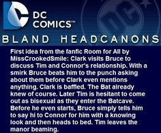 I don't ship conner and tim but this is a cute headcannon -> I really ship TimKon, but I imagine Tim as ace or demisexual (?)
