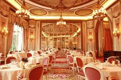 The Ritz Restaurant - London, London