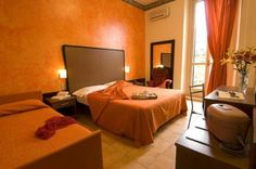 ...delightful, convenient and peaceful accommodation in a privileged position... ** Hotel Delizia, Milan, Italy