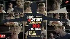 Další VIP Celebration, kterou pořádá ICF Praha proběhne 30.9. na Kostel na lodi.