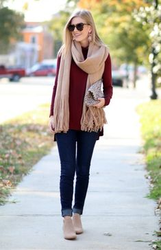 Casual Thanksgiving Outfit Idea http://www.lifewithemilyblog.com/2016/11/casual-thanksgiving-outfit-idea.html?utm_campaign=coschedule&utm_source=pinterest&utm_medium=Emily%20%7C%20Life%20with%20Emily%20Blog&utm_content=Casual%20Thanksgiving%20Outfit%20Idea