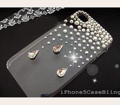 iPhone 4 Case, iPhone 4s Case, iPhone 5 Case, Cute iphone 4 case, Bling iphone 4 case, iphone 5 bling case, Bling iphone 4s case drops by iPhone5CaseBling, $12.98
