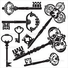 Resultado de imagen para llaves antiguas grandes