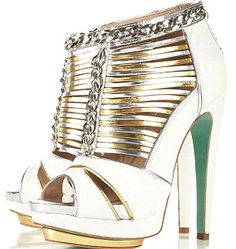 Chloe Green shoes....I so adore Chloe