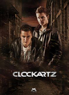 Artwork for Clockartz (The Magic Show Records)