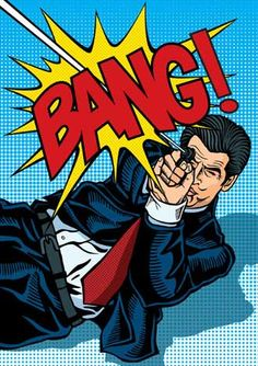 BANG!......BANG!.......BANG!,pinned by Ton....BANG!....van der Veer