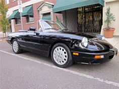 Need a gift for a man with a beard? Alfa Romeo Spider, Barrett Jackson Auction, France, Collector Cars, Super Cars, Convertible, Automobile, Italy, Car