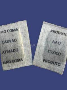 Sache de Carvão Ativado Indicado para desodorizar ambientes em geral. Embalada em tecido Tyvek resistente a rasgos e furos, pacotes contendo 1,000 saches. Para saber preço, condições de pagamento e mais detalhes sobre esse produto acesse: www.apace.com.br aproveite e faça seu cadastro. Ligue: (11) 5671-7611 (11) 5011-7611 E-mail: apace@apace.com.br WhatsApp: (11) 98600-4585