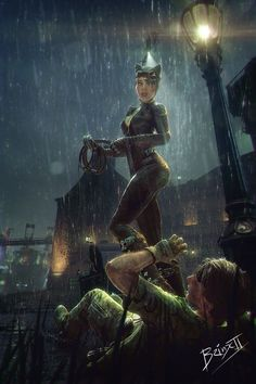 Catwoman revenge by brinx-II on DeviantArt - visit to grab an unforgettable cool…