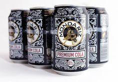Pack de 6 latas de Mondariz Premium Cola, sin azúcar