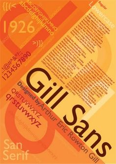 typeface posters - Google Search