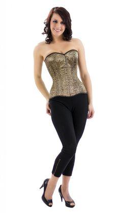 Orchard Corset - Steel-Boned Overbust Corset in Satin (CS-511), $79.00 (http://www.orchardcorset.com/corsets/steel-boned-overbust-corset-in-satin-cs-511/)