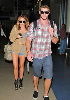 Miley Cyrus and Liam Hemsworth: A Relationship Timeline