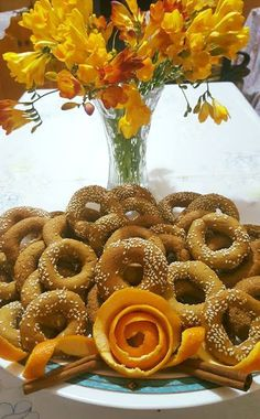 Page not found - idiva. Greek Sweets, Biscotti Cookies, Sweets Recipes, Greek Recipes, Sweet Desserts, Projects To Try, Food And Drink, Treats, Blog