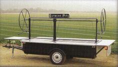 commercial bbq smoker trailer | Custom made BBQ Pits by JJ ( BBQ pits, grills, smokers, and