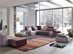 Salotti moderni di lusso cerca con google home for Modelli salotti moderni