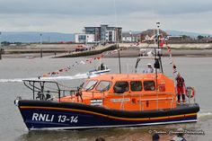 https://flic.kr/p/HCrAxB | RNLI Fleetwood - Kenneth James Pierpoint RNLB 13 - 14 | Celebration of the arrival of the new Shannon Class Lifeboat at Fleetwood RNLI on Sunday 26 June 2016.