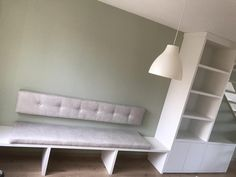Kitchen Banquette, Kitchen Benches, Easy Home Decor, Home Decor Kitchen, Living Room Decor, Living Spaces, Dining Room Bench Seating, Tiny House Loft, Home And Living