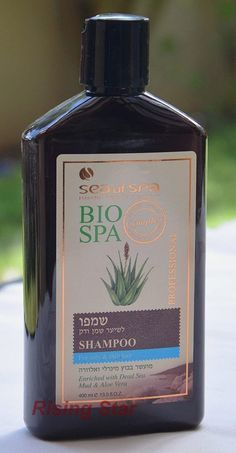 Dead Sea Shampoo Oily Thin Hair Enriched Mud Aloe Vera Strong Vitamins Haircare *** You can find out more details at the link of the image.
