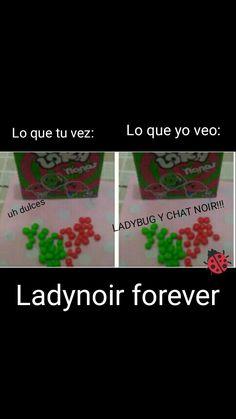 LadyNoir con caramelos xdxd Los Miraculous, Miraculous Ladybug Memes, Ladybug Y Cat Noir, Ladybug Comics, Fangirl Book, Anime Qoutes, Disney, Jokes, Page Boys