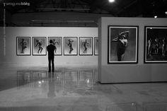 Detall de l'exposició 'A distinct vision', de Greg Gorman. Fotografia: Gabriella Nonino, per #TarragonaBlog. #Tarragona #PortdeTGN #Tinglado1 #Hollywoodstars