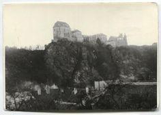 Hrad VRANOV nad Dyjí- privátní foto r. 1972 (6243714245) - Aukro - největší obchodní portál