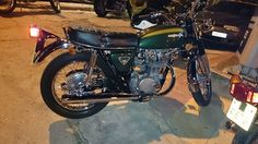 #motorcycle #restoring #customizing #honda #cb