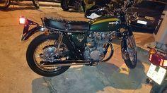#motorcycle #restoring #customizing #honda #cb