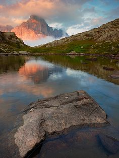 King Laurino's Towers, Dolomites, Italy