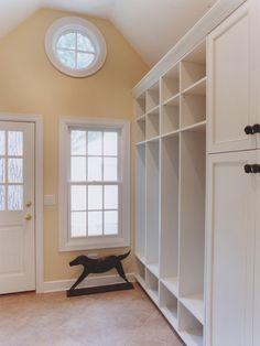 Laundry Room Backpack Storage Design, Pictures, Remodel, Decor and Ideas