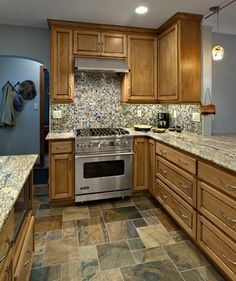 Kitchen and dining room renovation - contemporary - kitchen - minneapolis - Quality Cut Remodelers