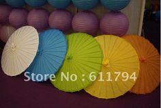 paper wedding parasols | Paper Umbrella Wedding Party Parasol 35inch / Wedding Paper Parasol ...