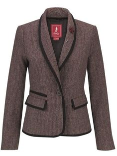 Women's Country Tweed Coats and Moleskin Jackets Tweed Coat, Tweed Blazer, Tweed Jacket, Blazer Jacket, Herringbone Jacket, Jackets For Women, Clothes For Women, Corduroy Jacket, Harris Tweed
